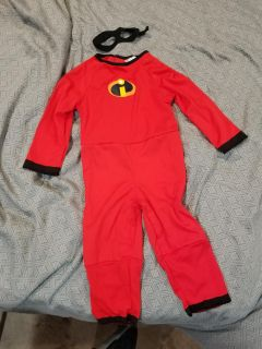 Incredibles 12-18mo baby costume
