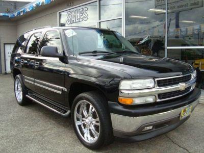 2005 Chevrolet Tahoe suv