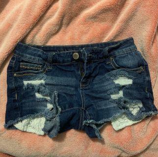 Women s jeans shorts