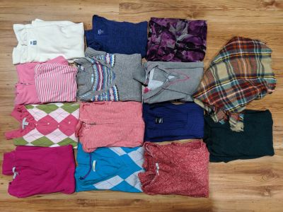 Maurice's & Old Navy size large lot