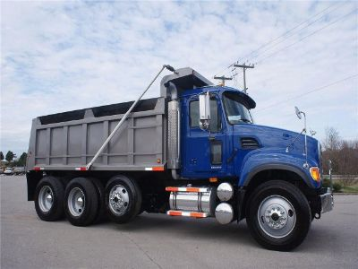Dump truck funding for all credit types