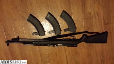For Sale: SKS with magazines