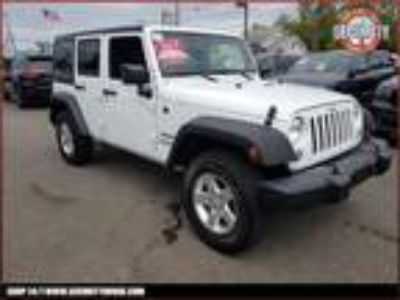 $26900.00 2015 JEEP Wrangler with 39297 miles!