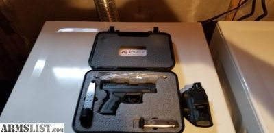 For Sale: Springfield xd mod2 45
