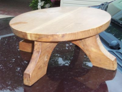 small stool for plant