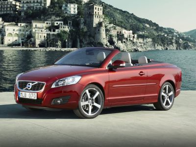 2012 Volvo C70 T5 (Electric Silver Metallic)