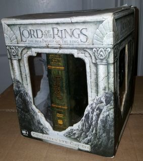 The Lord of the Rings The Fellowship of the Ring Collector's DVD Gift Set