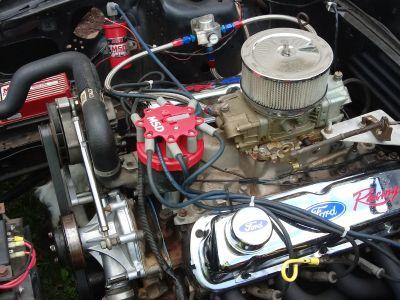 Foot Brake 87 Mustang