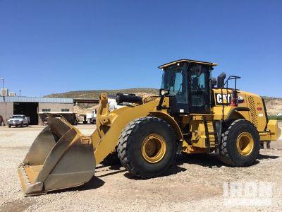 2014 Cat 972M Wheel Loader