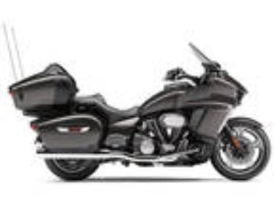 2018 Yamaha Star Venture with Transcontinental Option Package