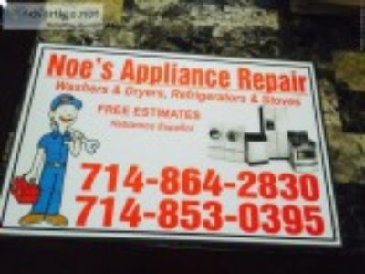 Noe s Appliances Repair