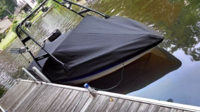 Purchase new Evolution Mooring Cover 2000 Malibu Sunsetter/Wakesetter $1000 Sunbrella motorcycle in Woodstock Valley, Connecticut, United States, for US $799.00