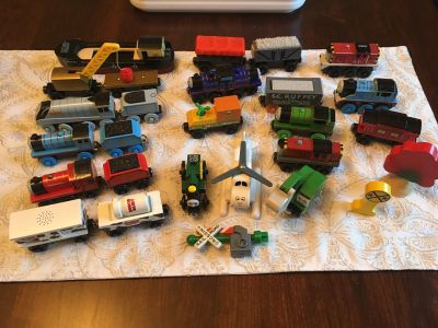 Thomas train lot
