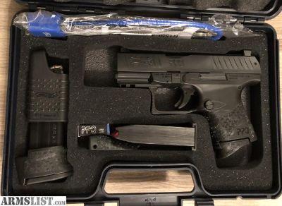 For Sale: Walther PPQ SC Subcompact LE w/ Trijicon HD s