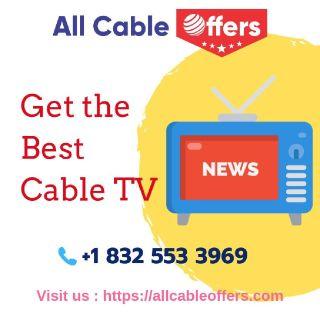 Best TV, Internet & Home Phone deals | +1-832-553-3969 | AllCableOffers