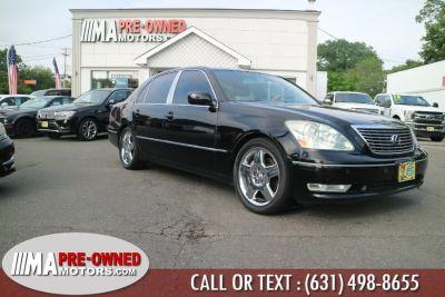 2005 Lexus LS 430 Base (Black Onyx)