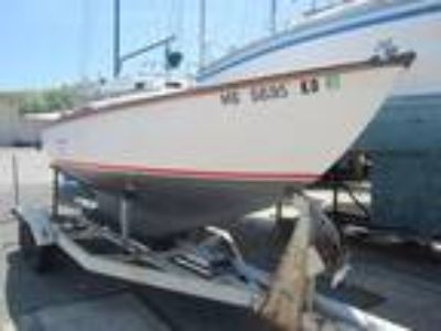 19' Cape Dory Typhoon 1975