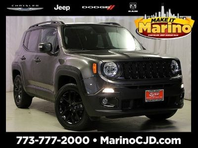 2016 Jeep Renegade Latitude (Granite)