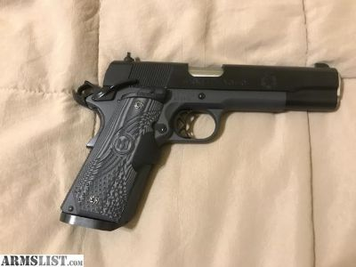 For Sale: Springfield 1911 with crimson trace laser grip