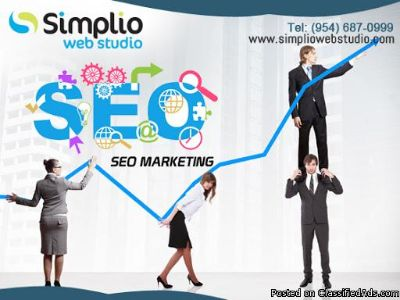 Get Latest And Best SEO Marketing Service For Your Business Website| Simplio Web Studio