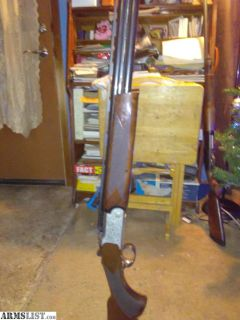 For Sale: New condition TriStar O/U 20ga