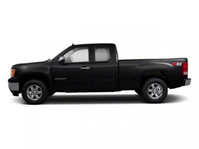 2011 GMC Sierra 1500 SLE (Onyx Black)