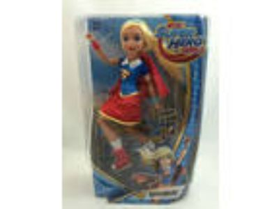 "2016 DC Comics Super Hero Girls SuperGirl 12"" inch Doll"