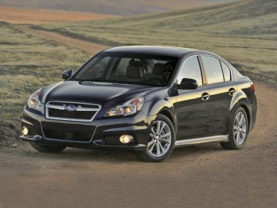 2013 Subaru Legacy 2.5i Premium (Venetian Red Pearl)