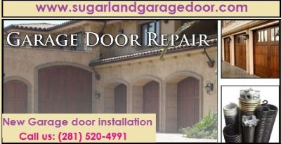 Family Owned Garage Door Spring Repair since 2000 | Sugar Land, 77498 TX