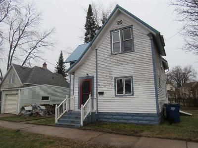 3 Bed 1.5 Bath Foreclosure Property in Clintonville, WI 54929 - Brix St