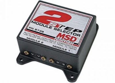 Buy MSD Ignition 8739 Two Step Module Selector Start Line Control NHRA IHRA motorcycle in Melbourne, Florida, United States, for US $82.99