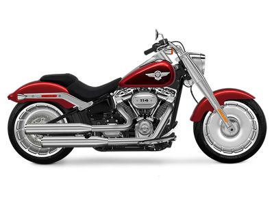 2018 Harley-Davidson Fat Boy 114 Cruiser Motorcycles Lake Charles, LA