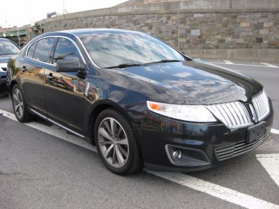 Used 2009 Lincoln MKS 4dr Sdn AWD, 123,246 miles