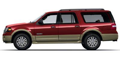 2007 Ford Expedition EL Limited (Gray)