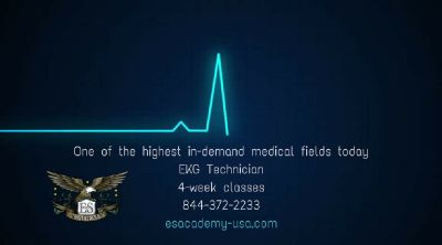 Certification for EKG Technician can BENEFIT YOU