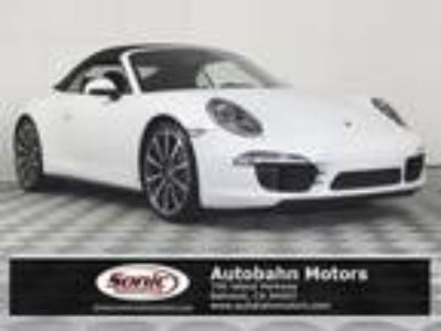 Used 2014 Porsche 911 Lime Gold Metallic, 9.32K miles