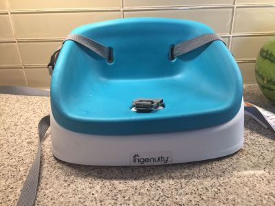 GUC ingenuity washable booster seat