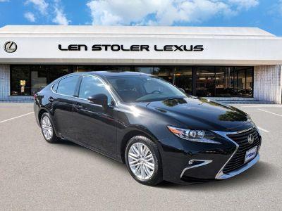 2017 Lexus ES ES (Caviar)