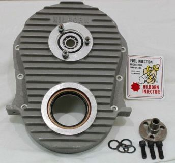 Buy Hilborn NEW TIMING Cover BB Chevy 396 427 454 NHRA comes with Drive spud motorcycle in Nashville, Tennessee, United States, for US $398.00