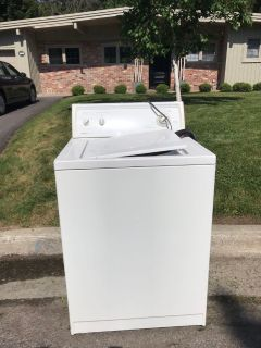 FREE Kenmore washing machine