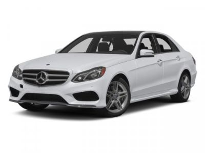 2014 Mercedes-Benz E-Class E350 4MATIC Luxury (Blue)