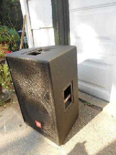 $550 SPEAKERS Pair of JBL MPro 415 15 2 way speakers, Great for DJ or band PA
