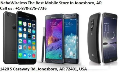 Best Cell Phone Store In Jonesboro Ar | +1-870-275-7736