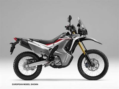 2018 Honda CRF250L Rally Dual Purpose Motorcycles Bessemer, AL