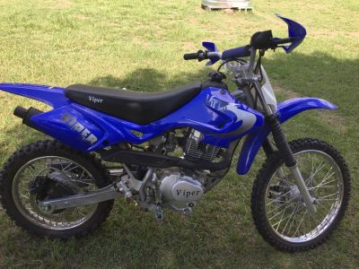 Viper 150cc Dirt Bike