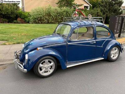 1967 Volkswagon Beetle