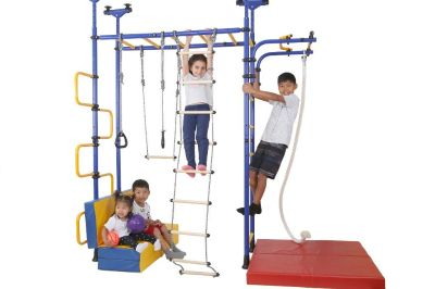 LIMIKIDS - Indoor Home Gym For Kids - Model PEGASUS