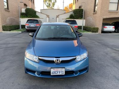 2011 Honda Civic VP (Blue)