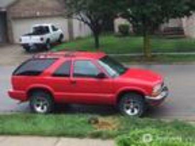 1999, Chevrolet, Blazer