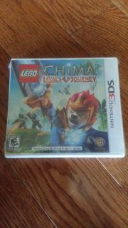 3DS Lego Chima game